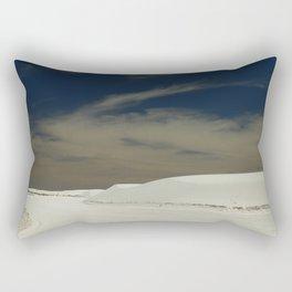 Absolute Silence Rectangular Pillow