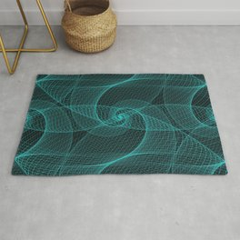 The Great Spiraling Unknown Rug