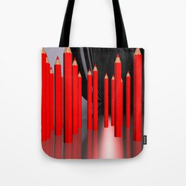 just some pencils -2- Tote Bag
