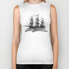 Sailing Winds Biker Tank