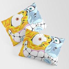 Lunatic Lunar Friends Pillow Sham