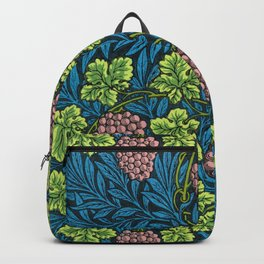 The Vine by William Morris Backpack