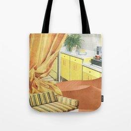 Desert Living Tote Bag