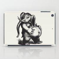 ganesha iPad Cases featuring Ganesha by MAZUR