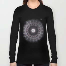 Suki (Space Mandala) Long Sleeve T-shirt