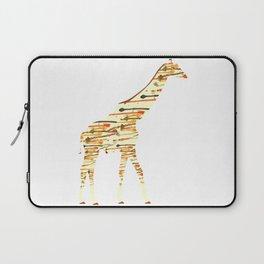 Watercolour Giraffe Laptop Sleeve