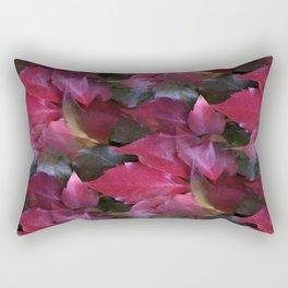 fall is coming -16- Rectangular Pillow