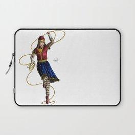 Scythian Woman of Wonder Laptop Sleeve