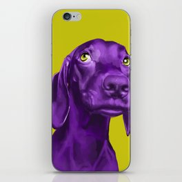 The Dogs: Guy iPhone Skin