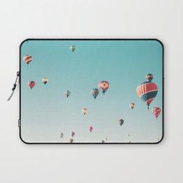 Hot Air Balloon Ride Laptop Sleeve