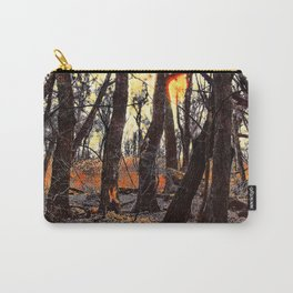 In the Prater Woods Carry-All Pouch