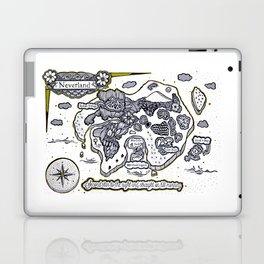 Neverland Illustration  Laptop & iPad Skin