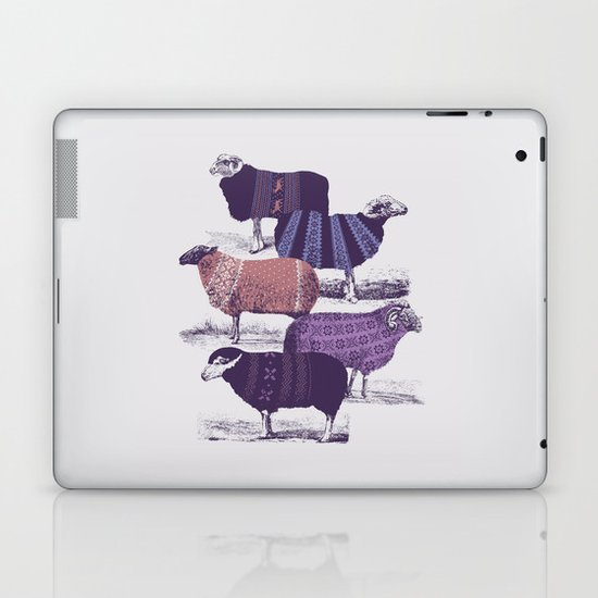 Cool Sweaters Laptop & iPad Skin