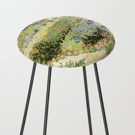 Vincent Van Gogh : Garden at Arles Counter Stool