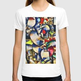 Cubism by Fernand Léger T-shirt