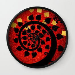 Bodhi Tree0602 Wall Clock