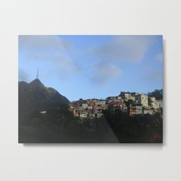The Hills of Campinas Metal Print