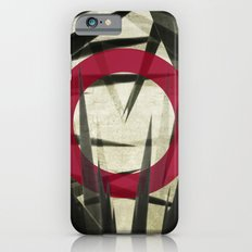 Yucca Leaves Abstract Slim Case iPhone 6s