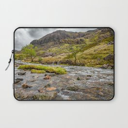 Llanberis Pass Snowdonia Laptop Sleeve