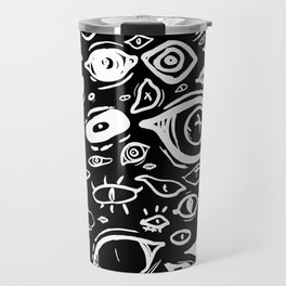 Eyes eyes eyes Travel Mug
