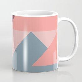 Geometric Mountains 02 Coffee Mug