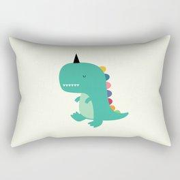 Dinocorn Rectangular Pillow