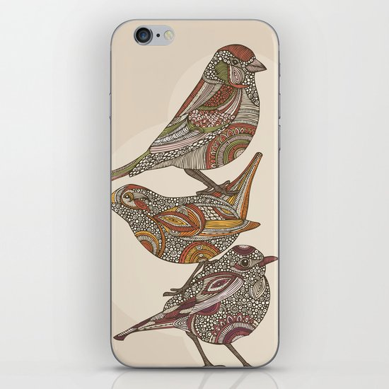 Oisch! iPhone & iPod Skin