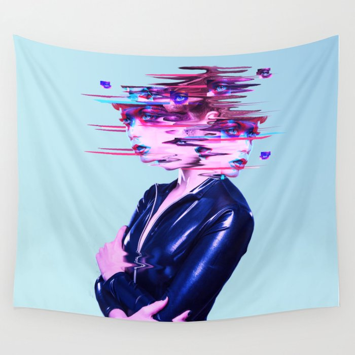 Fatal Error Wall Tapestry