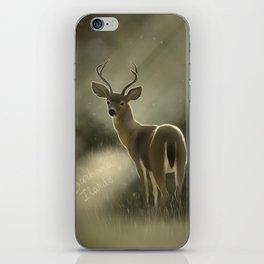 Dear deer.. iPhone Skin
