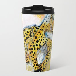 Catch Me If You Can (Cheetah) Travel Mug