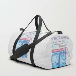 T1D Duffle Bag