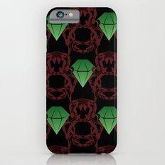 Emeralds & Demons [BLACK] iPhone 6s Slim Case
