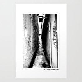 NOGO:ARTWORK STUDIO #143 Art Print