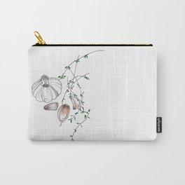 Garlic Pods Carry-All Pouch