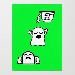 Peek-A-Boos Poster
