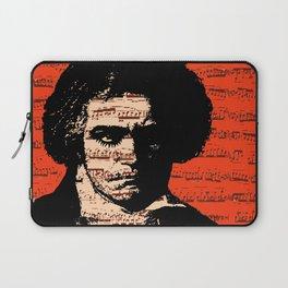 A Clockwork Beethoven  Laptop Sleeve
