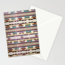 Aztec Mountains Stationery Cards