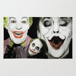 Look at These Jokers Rug