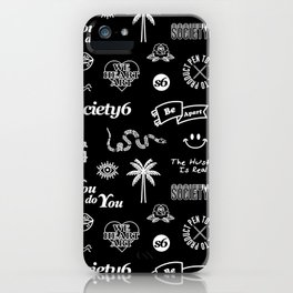 Society6 Pattern iPhone Case