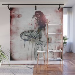 Mermaid II Wall Mural