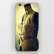 mannequin iPhone & iPod Skin