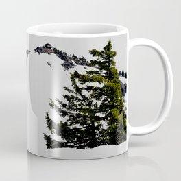 Crater Lake Watchman Overlook Coffee Mug