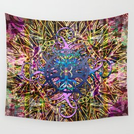 Fairy Relics 3 Wall Tapestry