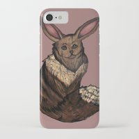 eevee iPhone & iPod Cases featuring Eevee by Papa-Paparazzi