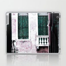 Green Shutters Laptop & iPad Skin