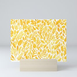 Dandelion Yellow Mini Art Print