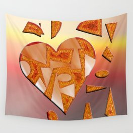 The power of love ... Wall Tapestry