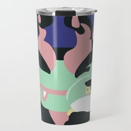 Aku and Jack Travel Mug