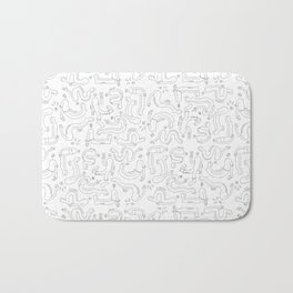 On Cloud Nine Bath Mat