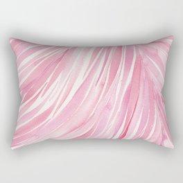 Rose Burst Rectangular Pillow